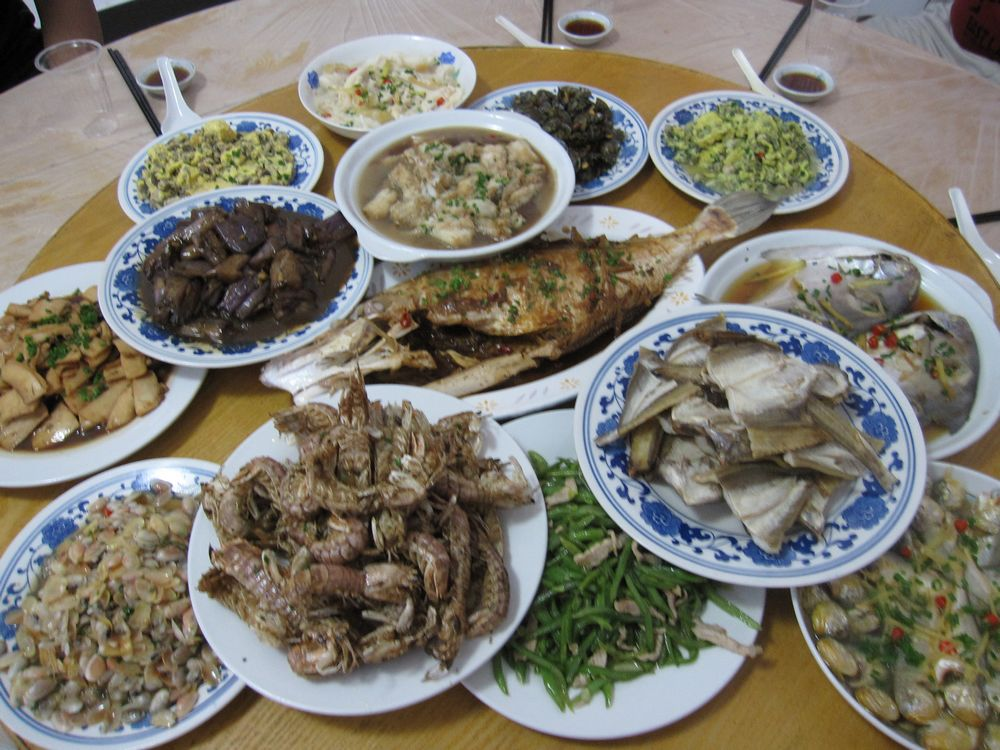 嵊泗列岛海鲜美食